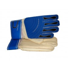 Blue football gloves-[02]